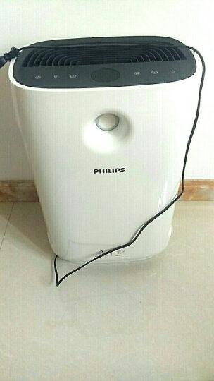 ?飞利浦(PHILIPS) 空气净化器 家用 除甲醛 除雾霾 除过敏原 除细菌 病毒 白色AC2886/00三个时段定时 晒单图