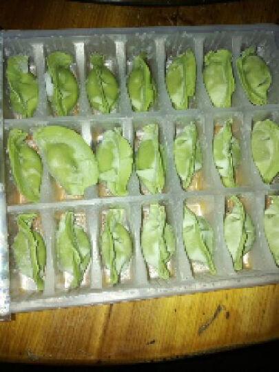速冻  请和常温食品分开下单 三全食品 儿童系列速冻水饺 单盒装 300g 菠菜鸡肝饺子*1盒(42个) 晒单图