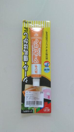 家の物语(KATEI STORY)日本进口多用途除胶剂黏胶去除剂啫喱 玻璃标签贴纸溶解剂 20克 晒单图