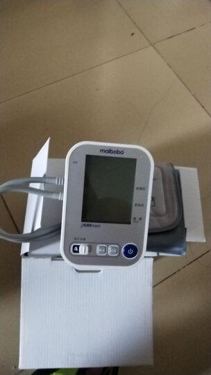 瑞光康泰maibobo脉搏波医用电子血压计语音播报智能加压血压测量仪 一键测量 9801GPRS版 晒单图