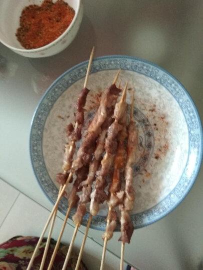 极美滋 烧烤腌料多味组合装 烧烤调料烤肉烤翅料 (香辣 黑椒 孜然 蜜汁 甜香) 晒单图