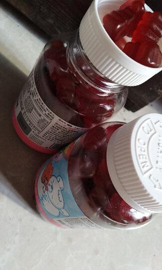 养生堂牌成长快乐复合维生素软片果味型补锌240g*2瓶 晒单图