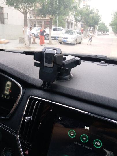 驰卡行 车载手机支架 汽车用品无线充电器手机支架出风口全自动苹果iPhoneX/8三星安卓无线快充 鼠标手机支架 汽车用品 晒单图