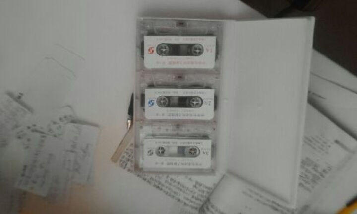 中学生英语听力新视野 1磁带 晒单图