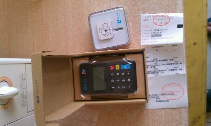 拉卡拉(LAKALA) M35 手机收款宝POS机(黑色