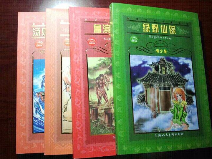 最畅销中外名著名家导读本:苦儿流浪记(全彩青少版) 晒单图