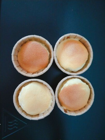 展艺蛋糕纸杯马芬杯 耐高温烘焙面包托模具24只 棕色字母 中号 晒单图