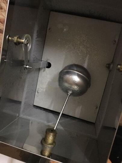 龙力(LONGLI) 开水器商用开水机烧水器 全自动电热开水器学校烧水机大型不锈钢 60L发泡保温款380伏+底座 30升 晒单图