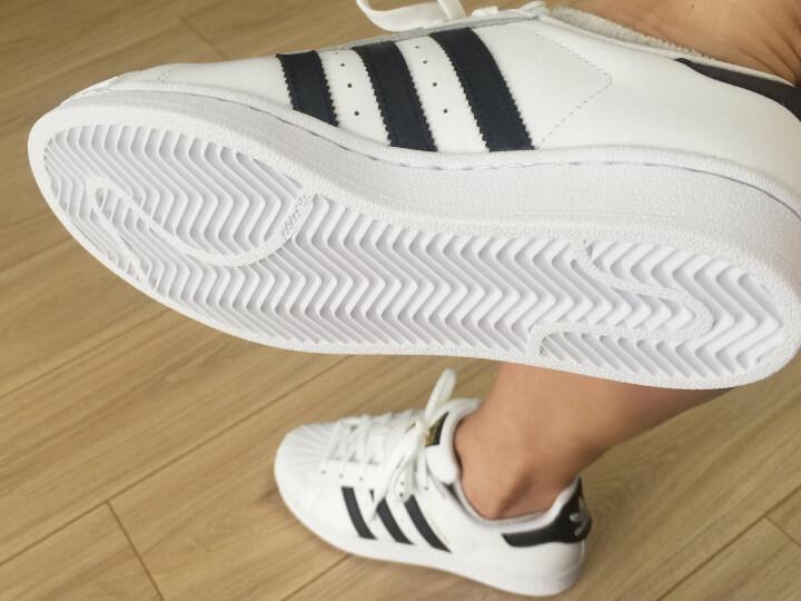 阿迪达斯adidas 官方 三叶草 男女 SUPERSTAR 经典鞋 C77124 如图 36.5 晒单图