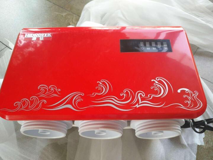 灏钻(HIDROTEK)家用净水器直饮机配套加热热水器 饮水机 速热开水机 壁挂式管线机即热 冷热式JW-A8 晒单图