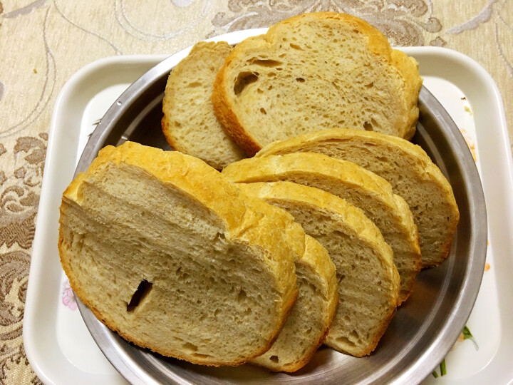 雀巢(Nestle)全脂营养调制奶粉牛轧糖蛋糕面包烘焙原料500g 晒单图