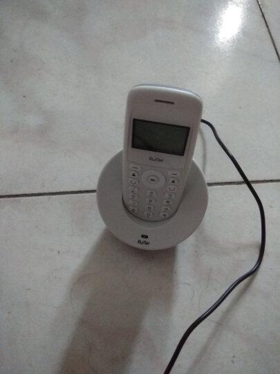 瑞恒  无线插卡座机  无线固话  固定无绳电话机  移动铁通SIM卡 加密卡 办公家用会议 老人机 5811铁通座机卡版 晒单图