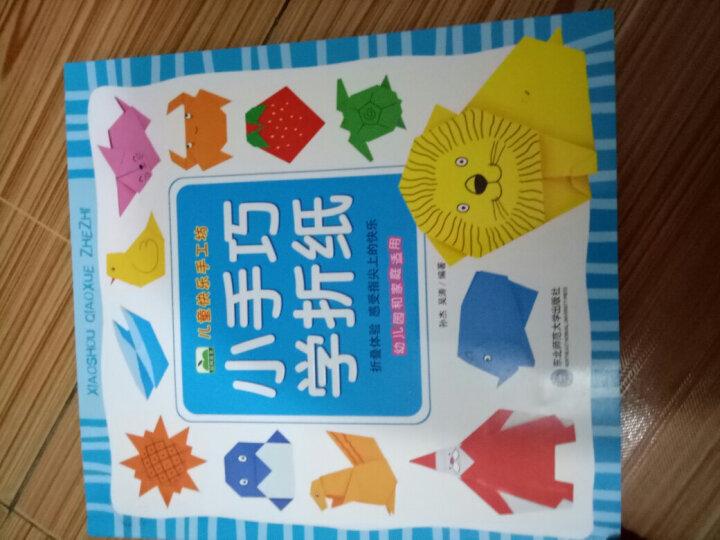 晨风童书 儿童易学实用美术手工丛书 趣味创意彩泥大全 晒单图