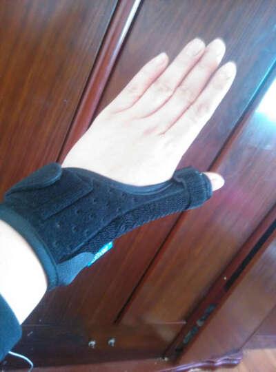 ober 腱鞘 护腕女护腕护具拇指固定扭伤妈妈手用护腕腱鞘囊肿 A款(普通款) 晒单图