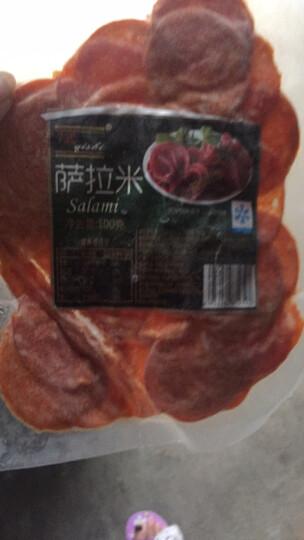 7式萨拉米 香肠 早餐面包热狗肠 生煎披萨肠 烘焙原料100克 晒单图