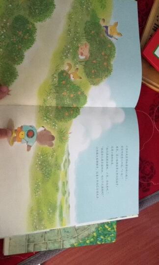 等巴士的时候 让孩子观察生活的绘本 3-6岁蒲蒲兰绘本 晒单图