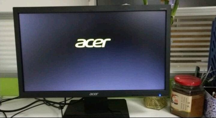 宏碁(Acer) 商祺SQX4650 340N 台式商用电脑整机(G4560 4G 1T 集显 win10 Wifi 键鼠 三年上门)19.5英寸 晒单图