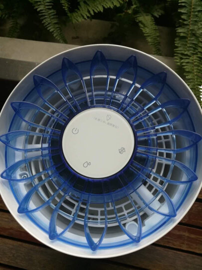 美的(Midea)加湿器 蒸发式加湿 办公室卧室家用 APP控制智能wifi控制恒湿SZK-3B20 晒单图