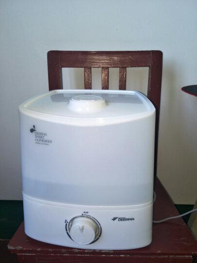 德尔玛(Deerma)加湿器 6L大容量 家用静音迷你办公室卧室香薰加湿 DEM-F625 晒单图