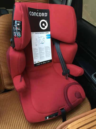Concord 德国安全座椅XBAG 康科德儿童宝宝汽车用3-12岁车载ISOFIX接口 海洋蓝-现货 晒单图