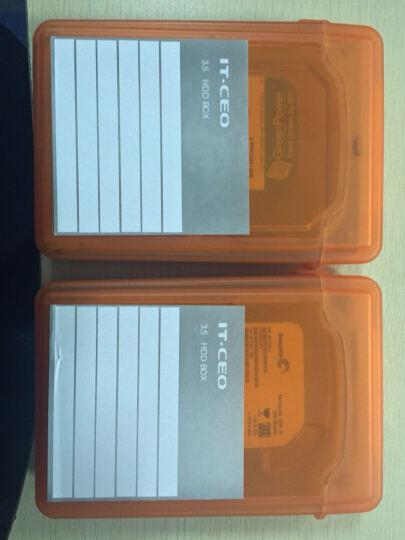IT-CEO W682 M.2转Type-C/USB3.0双盘位磁盘阵列盒阵列柜 M2(2242/2260/2280)SSD固态移动硬盘盒外置盒 黑 晒单图