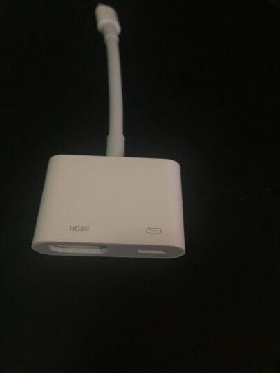 Tridea Lightning Digital AVAdapter转换器转HDMI转接线 晒单图