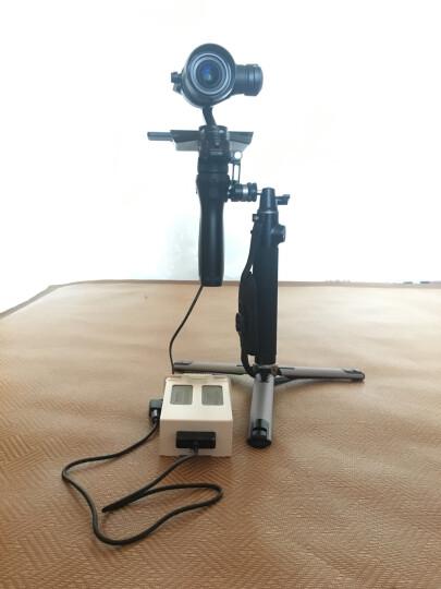 DJI大疆Osmo手持云台相机 灵眸手持稳定器 灵眸 Osmo+ 手持云台相机 曼富图流明LED灯 晒单图