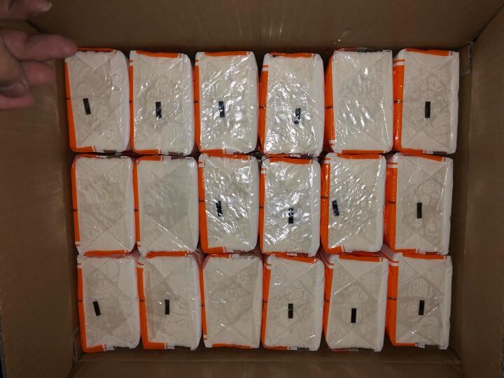 顺清柔 抽纸 国际版纸巾 3层85抽面巾纸*36包(小规格)整箱销售 晒单图