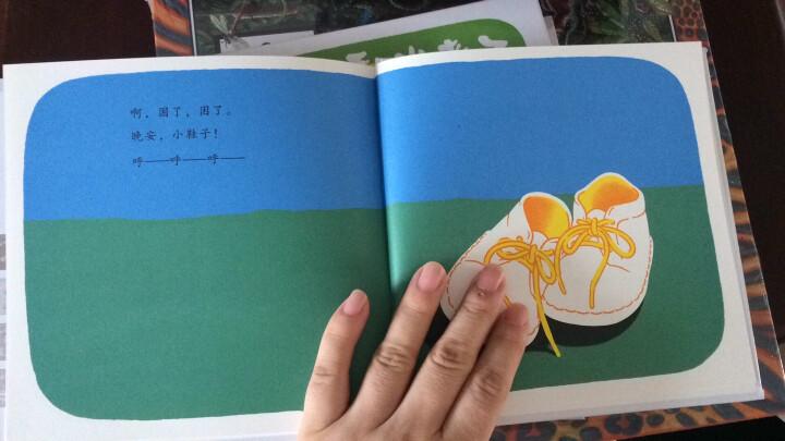 幼幼成长图画书·林明子系列(套装4本) 晒单图