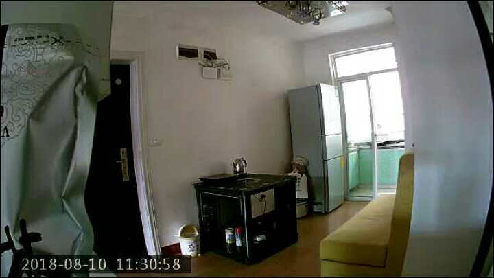 品术微型智能小型摄像机非针孔无线监控摄像头wifi隐形夜视高清1080P手机远程网络监控器 送64G送充电宝 晒单图