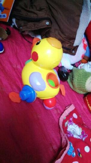 澳贝(AUBY)益智玩具 运动爬行婴幼儿玩具6-12个月 电子学习桌463439 晒单图