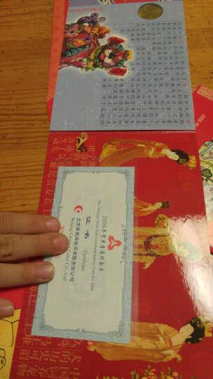 河南中钱 康银阁装帧 十二生肖流通纪念币卡册 十二生肖流通币卡册 2011兔年生肖纪念币卡册兔卡 晒单图