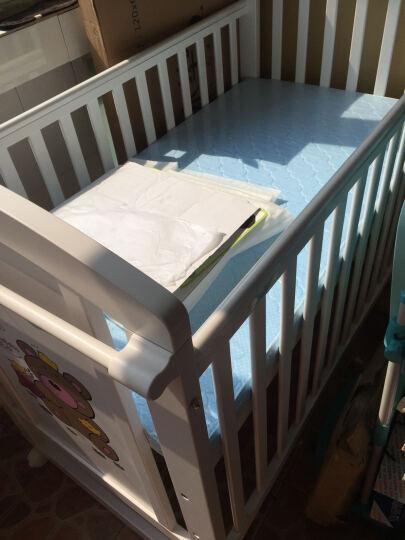 萌宝(Cutebaby) 3E椰梦维婴儿床垫子天然椰棕5CM加厚 正反两用凉席款120*64 晒单图