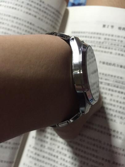精工(SEIKO)手表 时尚浪漫情侣石英男表SGEH27J1 晒单图