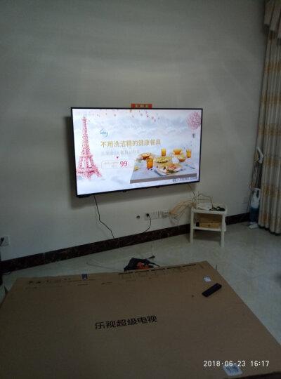乐视超级电视 X65S 65英寸4K智能超高清液晶LED互联网络电视 (标配挂架) 晒单图