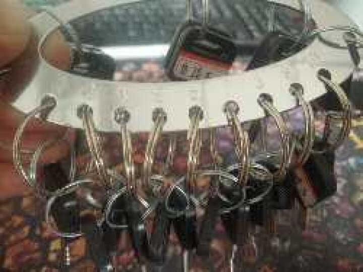 和利金 钥匙盘 金属钥匙圈 钥匙牌 钥匙板 钥匙环 规格全 20位 晒单图