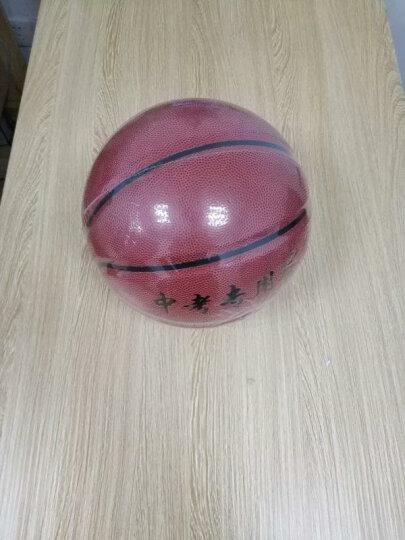 富士华(FUSHIHUA)体育专用篮球6号球 青少年标准训练用球  中考体育专用 进口超纤、发泡中胎 晒单图