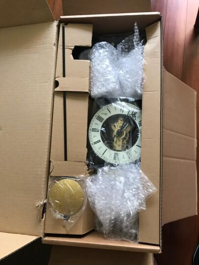 赫姆勒(Hermle)德国原装欧式客厅钟摆机械挂钟挂表 70974-000711 晒单图