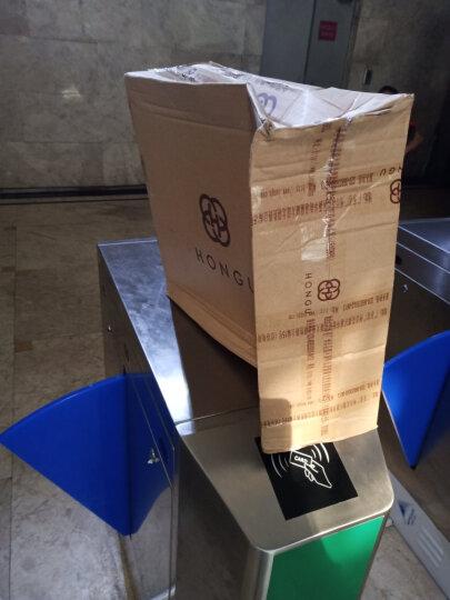 HONGU红谷女包新款品牌牛皮翅膀包单肩包女包购物袋手提包牛皮女大包 深蓝精巧 晒单图