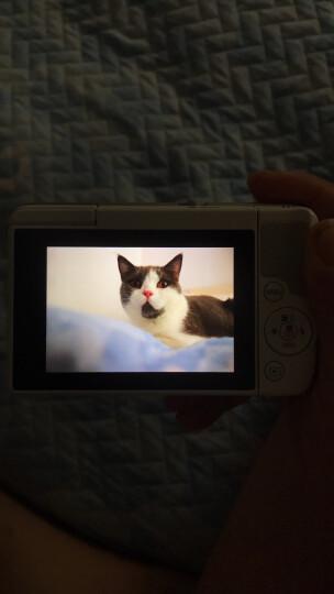 佳能微单(Canon)EOS M10 白色双头套机(变焦15-45镜头+定焦22镜头)(触控翻转LCD 内置WIFI 双头多场景拍摄) 晒单图