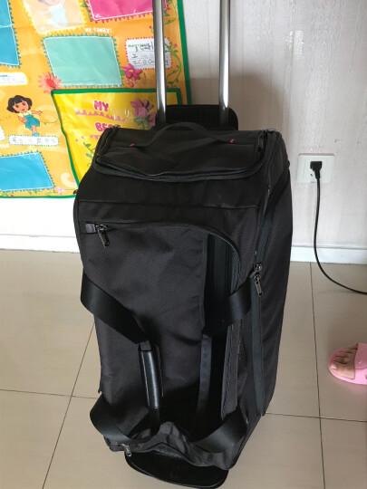 Titleist 高尔夫球包衣物包 男士衣服包 服装旅行包 TA7BB72 黑色 晒单图