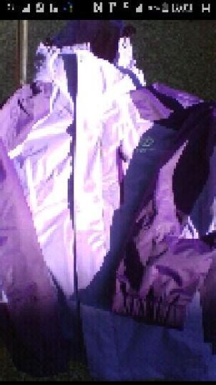 探拓者 新款男女冲锋衣 三合一 抓绒内胆情侣加厚保暖 防风防水两件套登山服 休闲户外 男款-宝蓝色 S 晒单图
