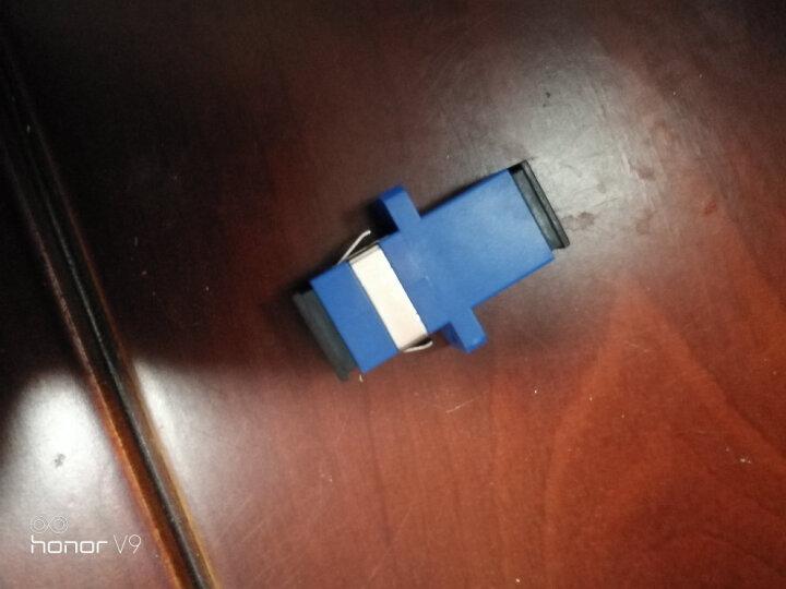 EB-LINK 光猫/FTTH电信联通移动铁通光纤皮线到户预埋线 10米SC-SC接口家庭入户延长线 光纤到户转接器 光纤到户专用 晒单图