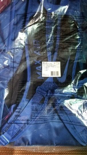 耐克 NIKE 双肩包 电脑包背包训练包旅行包学生书包 BA5479-480 蓝/黑 晒单图