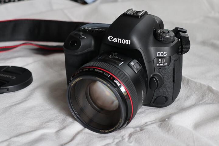 佳能(Canon)EF 50mm f/1.2L USM 单反镜头 标准定焦镜头 晒单图