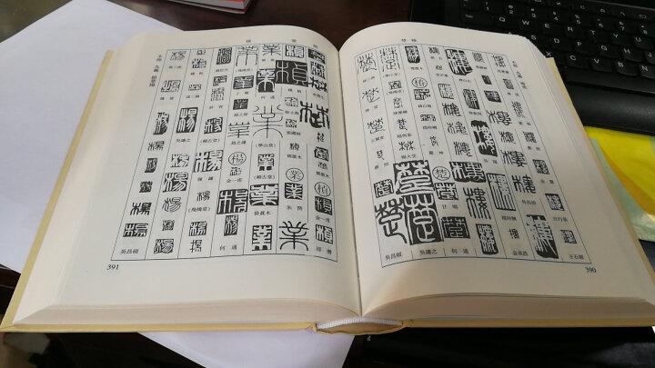 正版现货 篆刻字典 实用汉字书法篆刻字典 实用书法篆刻工具书 潘国彦著 晒单图
