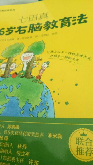 七田真系列丛书 七田真:爱与规则 晒单图
