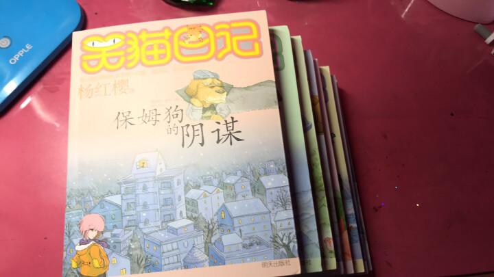 【任选5册】杨红樱笑猫日记全套25册属猫的人杨红樱童话系列校园小说的书儿童文学7-10岁小学生课外书 笑猫日记第二辑 晒单图