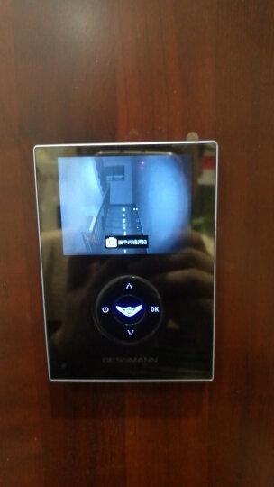 德施曼 (DESSMANN)T7NM 小嘀指纹锁 家用防盗门可视化智能家居云智能锁 电子密码锁 晒单图