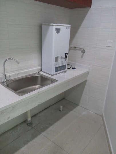 吉之美 开水器 K2系列 商用步进式开水机 饮水机 电热开水器热水桶 奶茶店开水器 GM-K2-30CSW 全自动开水器 晒单图